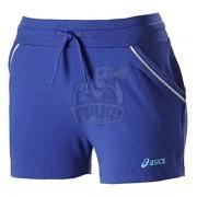 Шорты спортивные женские Asics Knit Short (фиолетовый)