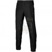 Брюки спортивные мужские Asics Woven Pant (темно-серый/черный)