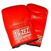 Перчатки снарядные ZEZ Sport кожа