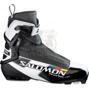 Ботинки лыжные Salomon RS Carbon Pilot SNS