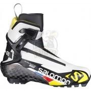 Ботинки лыжные Salomon S-Lab Skate Pilot SNS