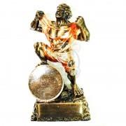 Кубок сувенирный Халк HX-1751-B9 (бронза)