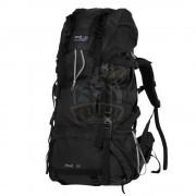 Рюкзак туристический Polar П992 (черный)