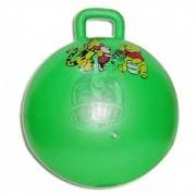 Мяч гимнастический (фитбол) с ручкой 65 см