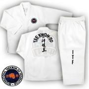 Кимоно таэквондо ITF (100% Хлопок)