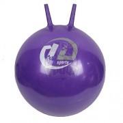 Мяч-попрыгун детский с рожками 65 см