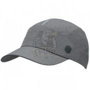 Бейсболка спортивная Asics Running Cap (серый)