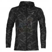 Куртка спортивная мужская Asics FruzeX Packable Jacket (черный)