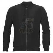 Куртка спортивная мужская Asics Fuzex Bomber Jacket (черный)
