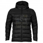 Куртка спортивная мужская утепленная Asics Padded Jacket (черный)