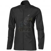 Куртка спортивная женская Asics Jacket (черный)