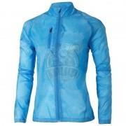 Куртка спортивная женская Asics Lightweight Jacket (голубой)