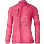 Куртка спортивная женская Asics Lightweight Jacket (розовый)