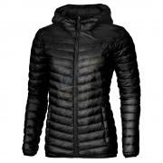 Куртка спортивная женская утепленная Asics Padded Jacket (черный)