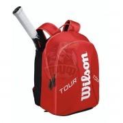 Рюкзак теннисный Wilson Tour Small Red (2014)