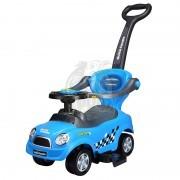Автомобиль-каталка Chi Lok Bo Quick Cup (голубой)