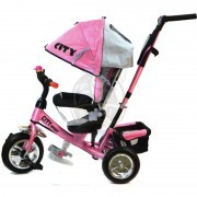 Велосипед детский трехколесный City 5182-Eva (от 1-го года)
