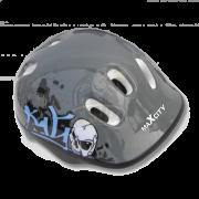 Шлем защитный Maxcity Caribo Boy
