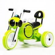 Электромотоцикл Wingo Moto Y Lux (зеленый)