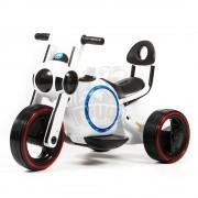 Электромотоцикл Wingo Moto Y Lux (белый)