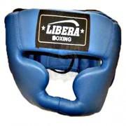 Шлем боксерский Libera ПУ