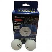 Мячи для настольного тенниса Libera 3*