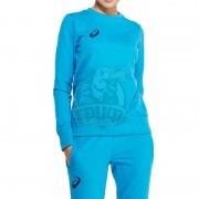 Костюм спортивный женский Asics Woman Knit Suit (голубой)