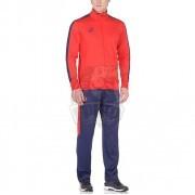 Костюм спортивный мужской Asics Man Poly Suit (красный/синий)