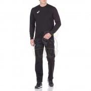 Костюм спортивный мужской Asics Man Knit Suit (черный)