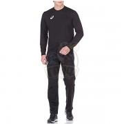 Костюм спортивный мужской Asics Man Fleece Suit (черный)