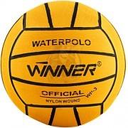 Мяч для водного поло тренировочный Winner №3 (желтый)