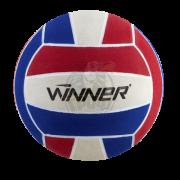 Мяч для водного поло тренировочный Winner №5 (синий/красный)
