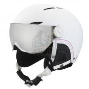 Шлем женский Bolle Juliet Visor 311 со сменной линзой Soft White Nordic
