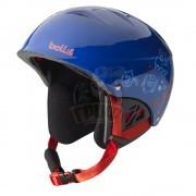 Шлем подростковый Bolle B-Kid 312 Shiny Blue Monster