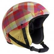 Шлем женский Bolle Bliss 302 Pink Plaid
