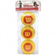 Мячи теннисные Wilson Starter Foam Tball (3 мяча в пакете)