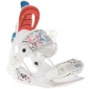 Крепление для сноуборда Roxy Rock-It Ready White