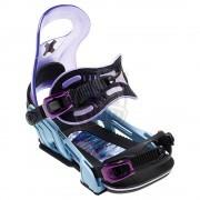 Крепление для сноуборда Bent Upshot Purple