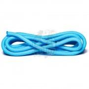 Скакалка для художественной гимнастики Amely 3 м (голубой)