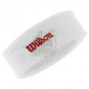 Головная повязка Wilson Headband (белый)