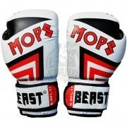 Перчатки для тайского бокса Beast Mops B3002 кожа