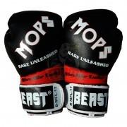 Перчатки для тайского бокса Beast Mops B3003 кожа