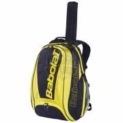 Рюкзак теннисный Babolat Pure Aero Black/Yellow (2018)