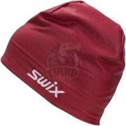 Шапочка лыжная Swix Race Warm (красный)