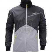 Куртка лыжная мужская Swix Xtraining (темно-серый)