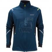 Куртка лыжная мужская Swix Cross (кобальт)