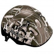 Шлем защитный Maxcity Baby City Black