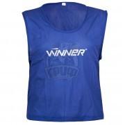 Манишка тренировочная Winner (синий)