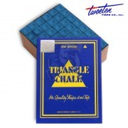 Мел для кия Triangle Standart Blue (144 шт)