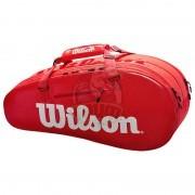 Сумка теннисная Wilson Super Tour 2 Comp Small (красный)
